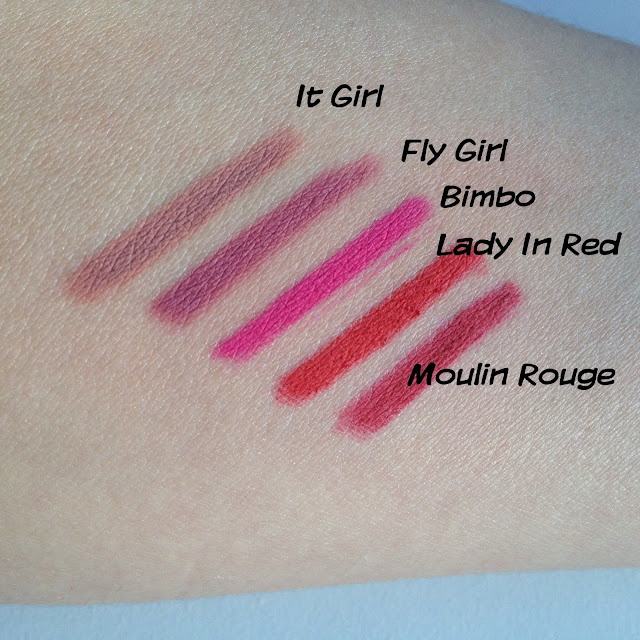 98db0040019 This Cats Meow : Chi Chi Lipliners Swatch and Review