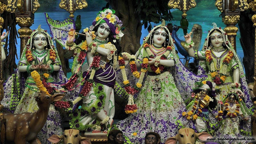 ISKCON Chowpatty Deity Darshan 08 April 2016 (20)