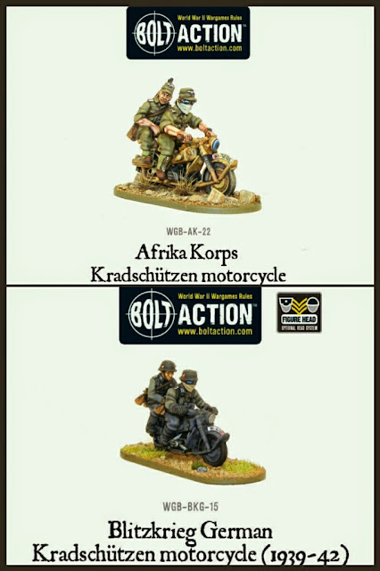 Motos Alemanas Bolt Action