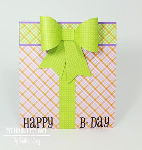 Blog Hop, Cumpleanos Laura Fernandez , Gift Card , Ruthie Lopez