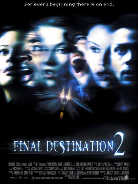 Lưỡi hái tử thần 2 - Final Destination 2 (2003)