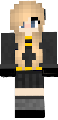 This is my skin for Harry Potter Mincraft server. A Prefect needs to dress right!