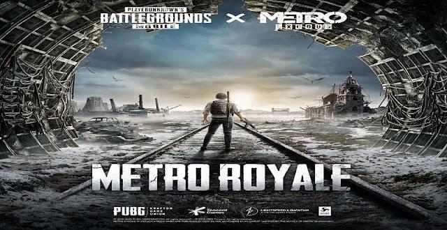 PUBG Mobile'da Metro Royale oyun modu: Bilmeniz gereken her şey