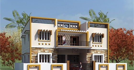 Box type tamilnadu house design kerala home design and for Bedroom designs tamilnadu