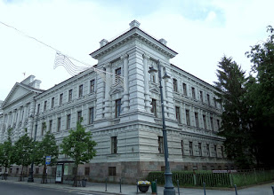 Photo: Lithuania has turned the former KGB building into a Museum to showcase the horrors of what they did during their occupation to the Lithuanian people.