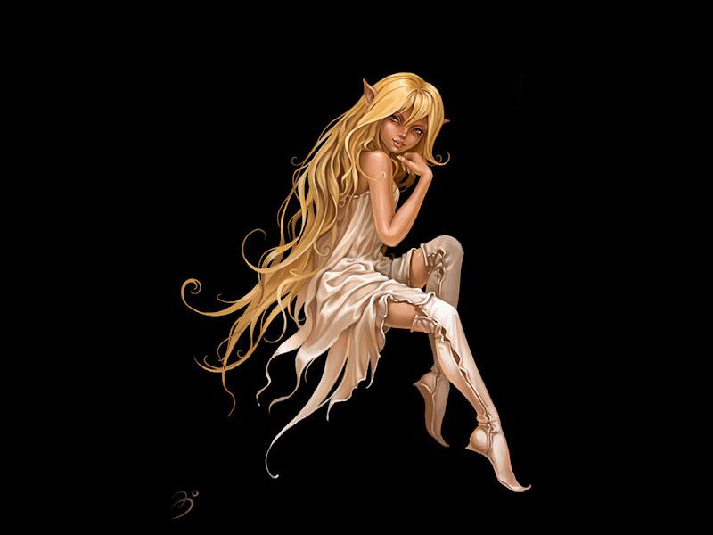 Magical Sorceress, Elven Girls 2