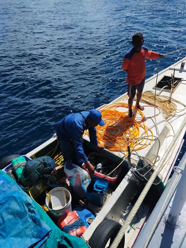 Puluhan Botol Bom Rakitan Disita Dit Polairud Polda Sulbar,11 Pelaku Bom Ikan Diringkus