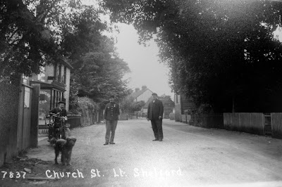 The old Post Office, Church Street, Little Shelford