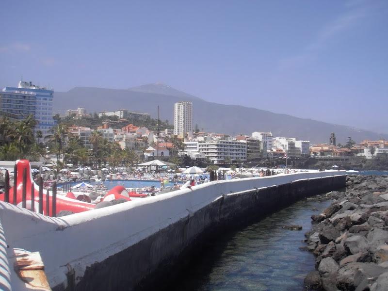 Испанские каникулы: Барселона-Тенерифе-Салоу, июнь 2011
