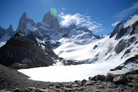 Super Trek to Lago de Los Tres - Parque Nacional Los Glaciares - Southern Patagonia