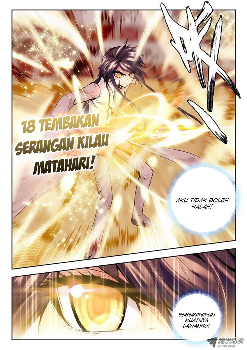 Baca Manga Shen Yin Wang Zuo Chapter 74 Komik Station