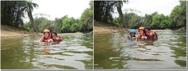 馬來西亞沙巴 九如河泛舟 溜索 (155)