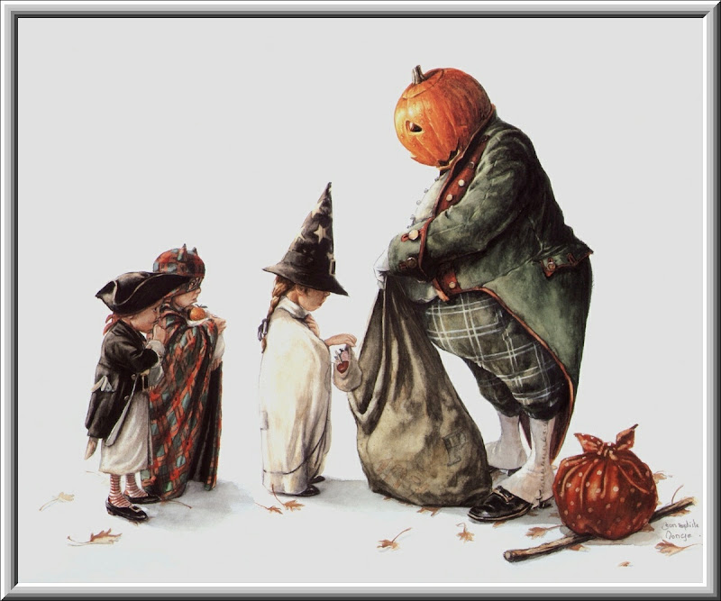 Halloween For Kids, Scary Halloween