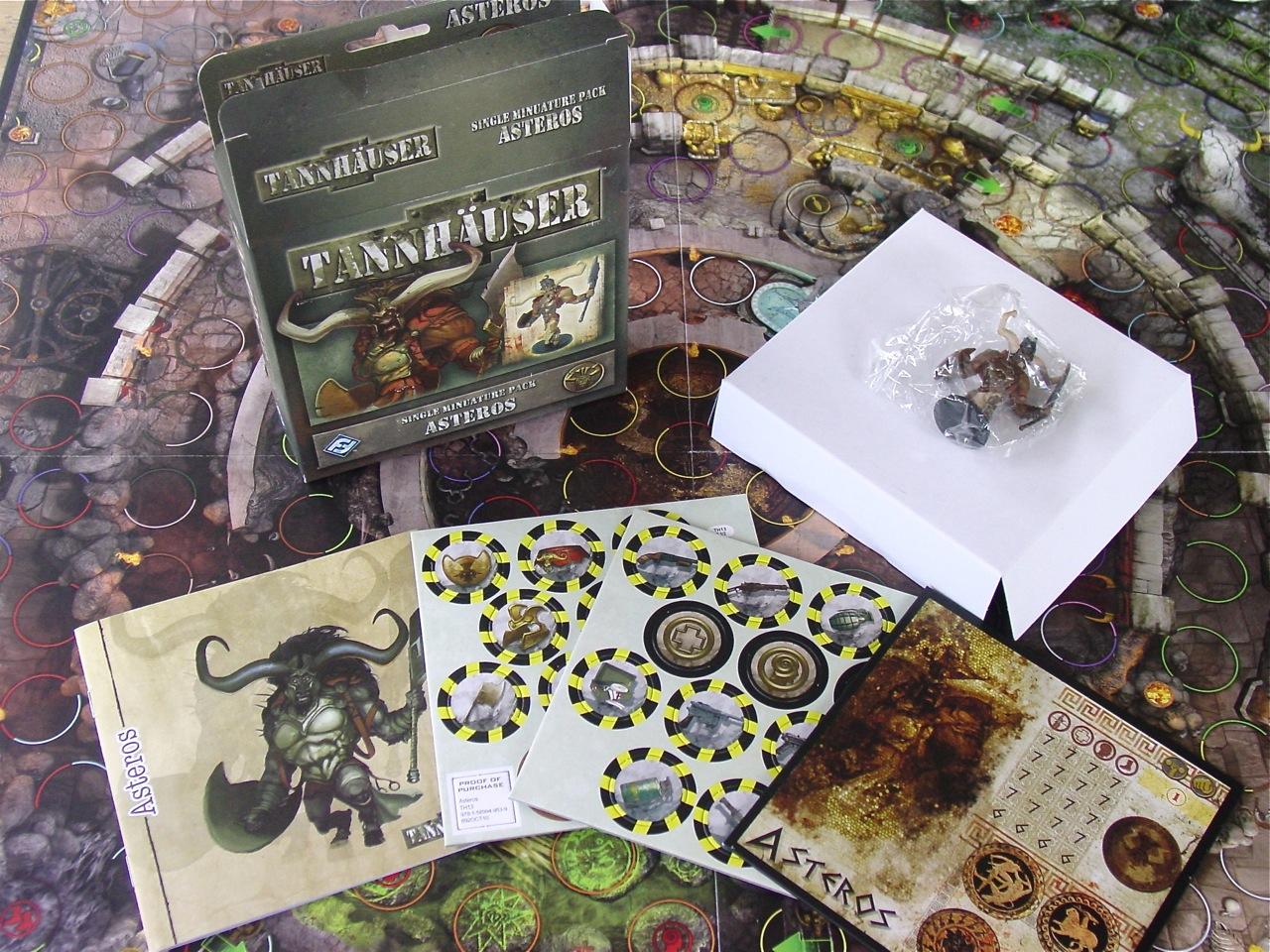 Savage Tales: Tannhäuser Tuesday - Asteros at Last