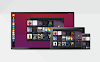 Ubuntu Phone en modo ventana