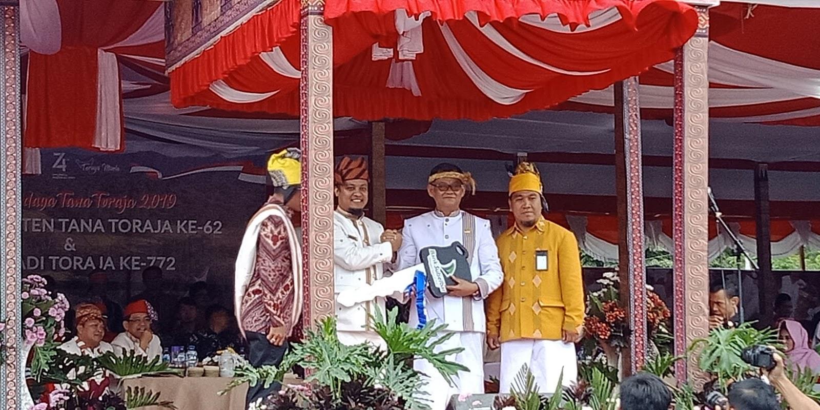 Kemeriahan HUT Tana Toraja ke-62 dan Hari Jadi Toraja ke-772, Dalam Bingkai Event Budaya Toraja