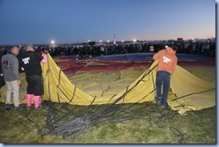 Teams Ready to Inflate