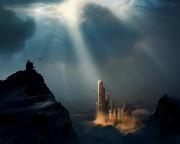 Nightmare Of Landscape, Fantasy Scenes 3