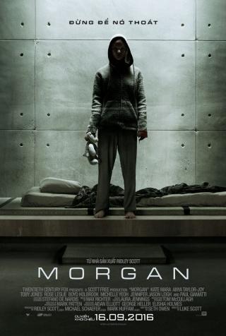 Người nhân tạo - Morgan (2016)