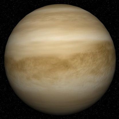 ventos em Vênus