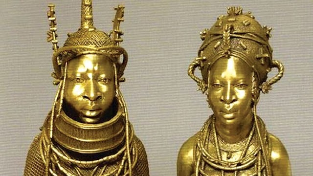 OBA OF BENIN KICK AGAINST EDI STATE GOVERNMENT DECISION TO TAKE CUSTODY OF RETURNED ARTEFACTS