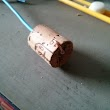 Plaquage cuivre par électrolyse 02