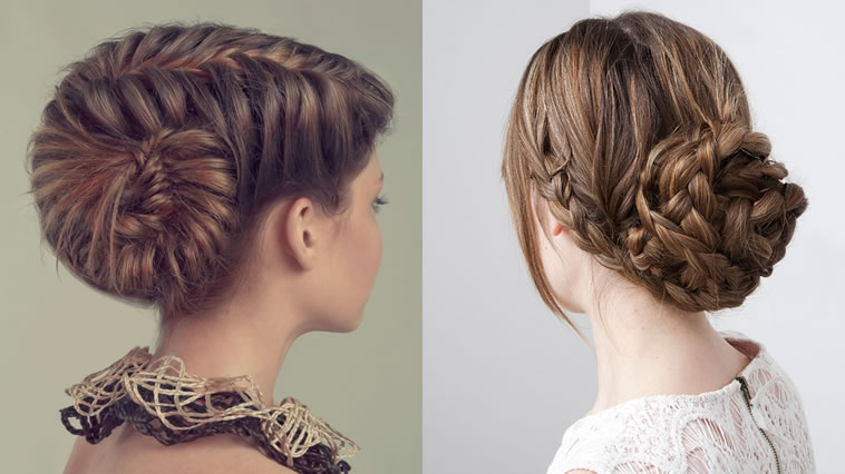 ATTRACTIVE LADY BRAIDED HAIRSTYLES IN 2018 6
