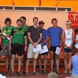 Nonstop Triathlon 2010: Siegerehrung