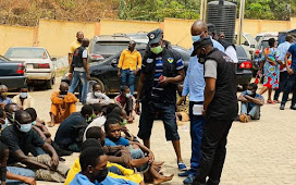 Notorious Criminal Gang Busted with over 2, 486 AK47 live ammunition and many Prohibited Weapons-Tiz Naija