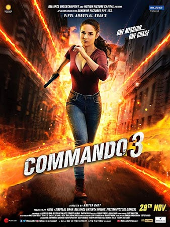 Commando 3 2019 Watch Online Full Hindi Movie Free Download
