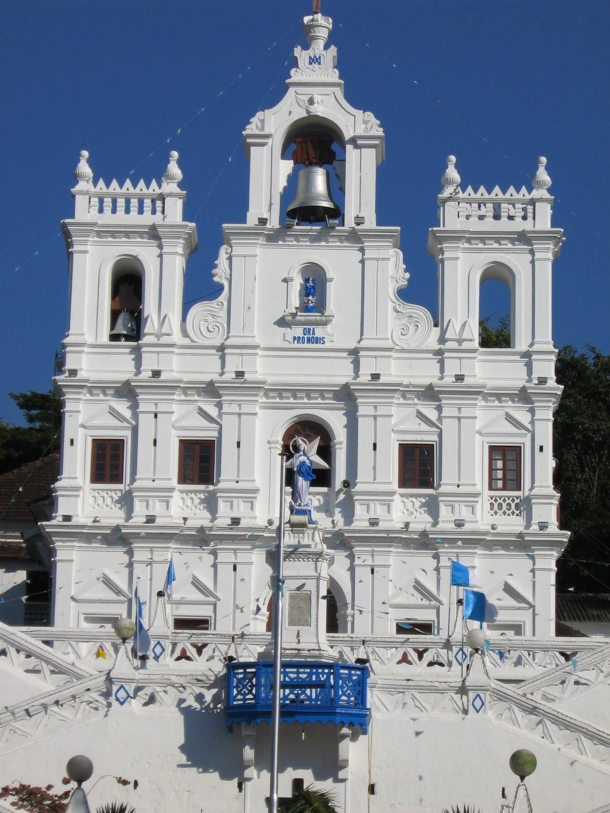 Churches Goa of Panjim Goa The Church