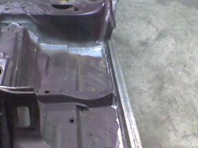 E36 Chassis Modification