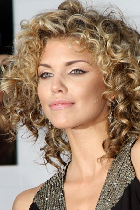Swell Medium Length Layered Hairstyles For Thick Curly Hair Fashion Qe Hairstyles For Women Draintrainus