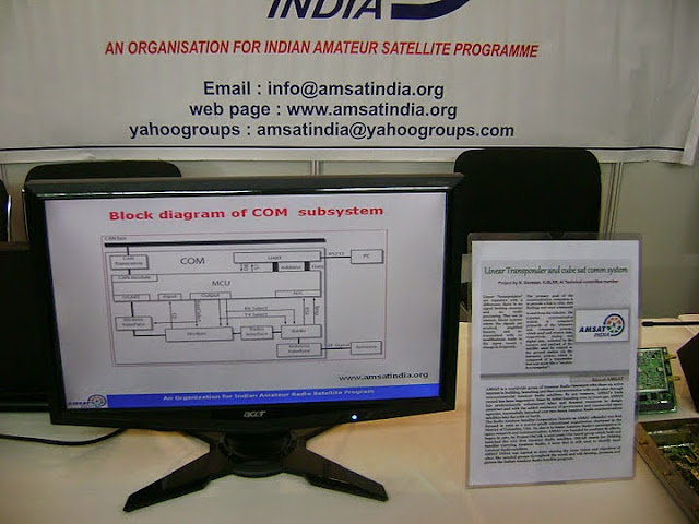AMSAT INDIA @ HFI 2011 - DSC09486.JPG