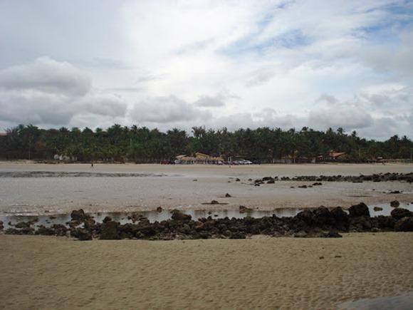 Praia Panaquatira - Sao José de Ribama, Maranho, foto: kamaleao.com