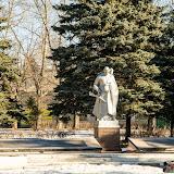 Ясногорск. Памятник погибшим воинам