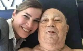 Pai de Mayra Pinheiro, a capitã cloroquina, morre com covid-19