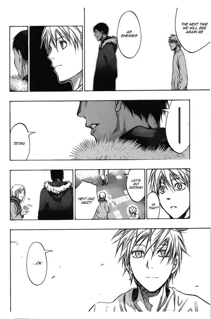 Kuroko no Basket Manga Chapter 145 - Image 04