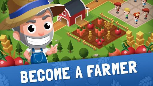 Idle Farm Tycoon - Merge Simulator 0.8 screenshots 2