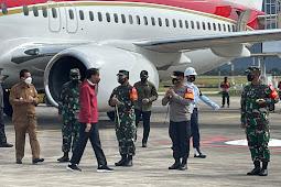 Presiden RI Joko Widodo Kunjungan Kerja Ke Batam