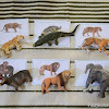 FREE Zoo Animals Matching Cards
