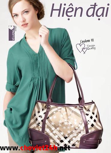 Túi xách nữ Sophie Demouville - LT708K