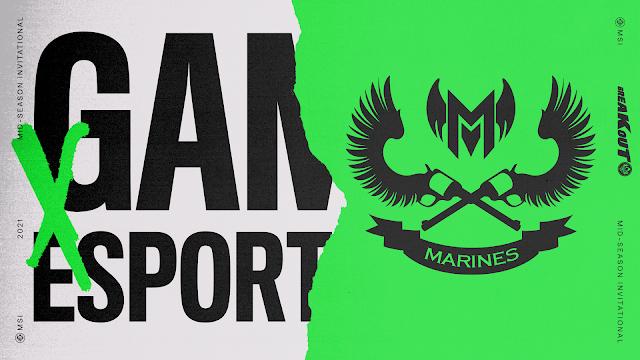 VCS 2021 Bahar Şampiyonu GAM eSports!