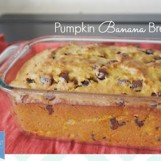 Pumpkin Banana Bread.
