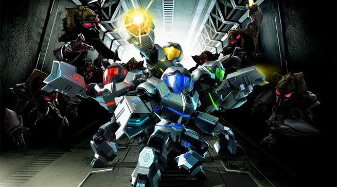Preview : Metroid Prime: Federation Force