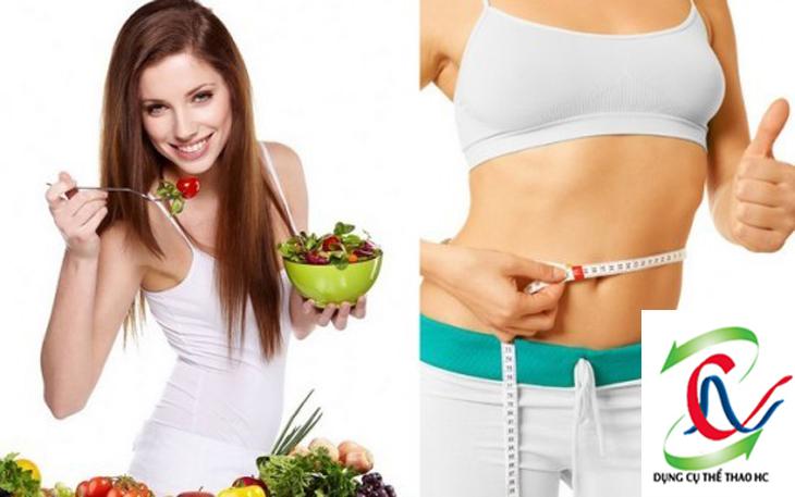 Chú ý ăn uống và theo dõi cân nặng của mình