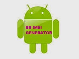 Change your android IMEI To a Blackberry IMEI