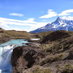 Salto Grande - Torres del Paine Nationalpark