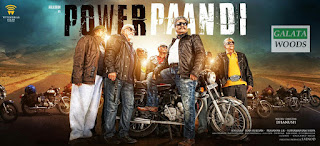 Dhanush Becomes Director For 'Power Paandi' : Rajkiran and Prasanna