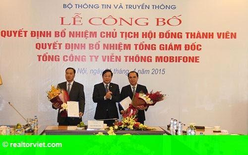 Hình 1: Người VinaPhone sang làm sếp MobiFone